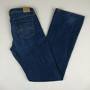 Abercrombie & Fitch Madison Stretch Bootcut Jeans
